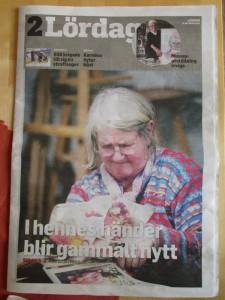 Återbruksgruppen-Samhällsnyttan @ Hölö Kyrkskola