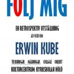 Erwin Kube Affisch