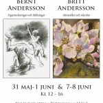 Britt och Bernt Andersson