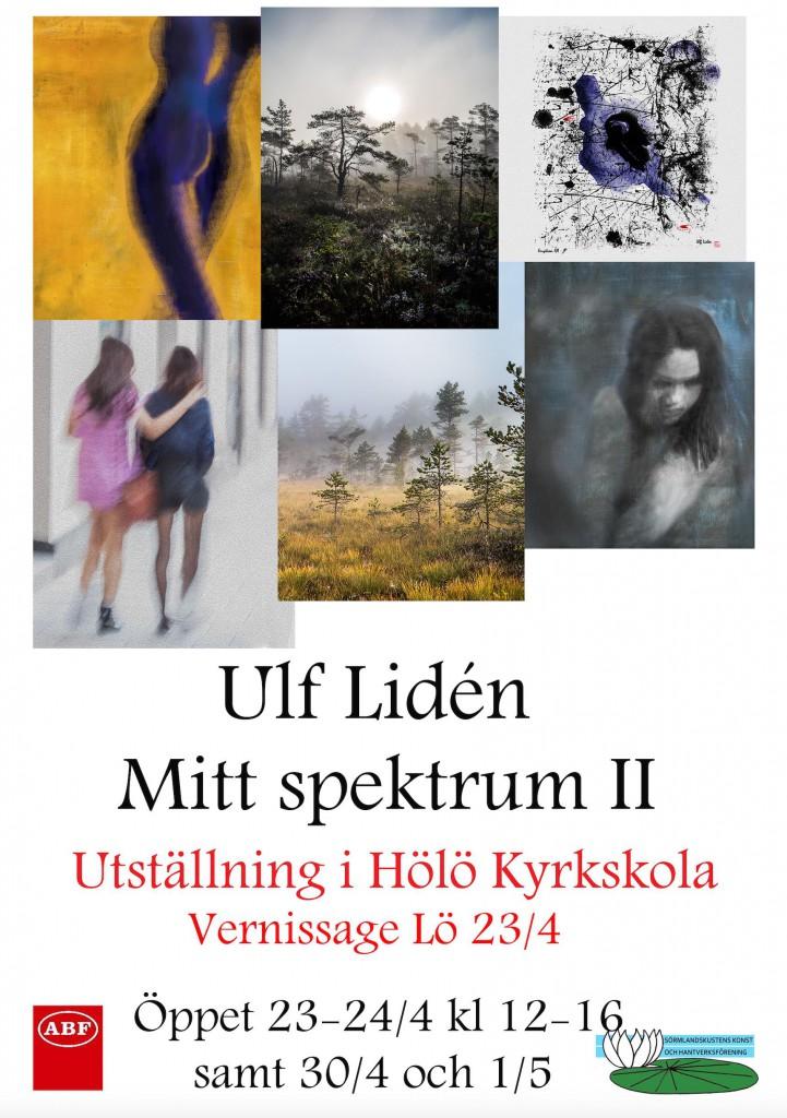 Ulf Lidén :Mitt spectrum II