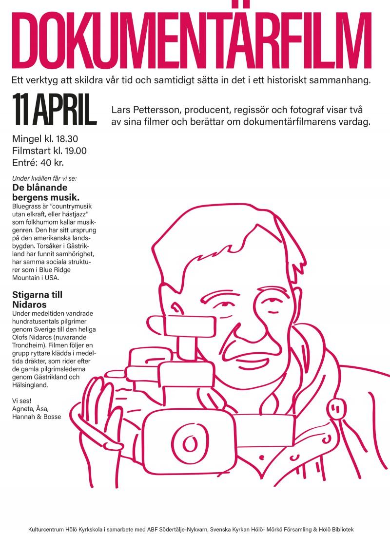 Dokumentärfilm affisch