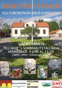 Konstgruppen @ Hölö Kyrkskola