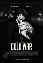 Filmklubben presenterar....Cold war