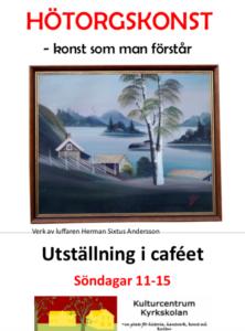 Kaféet är öppet 11-15 @ Hölö Kyrkskola